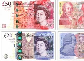 evolutia cursului lirei sterline